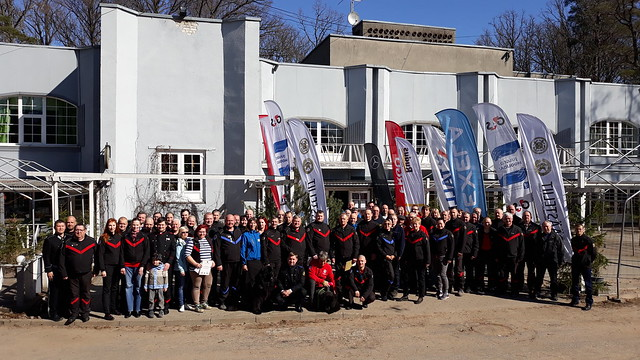 Päästeliidu üldkogu Nelijärvel 5.-6. aprill 2019