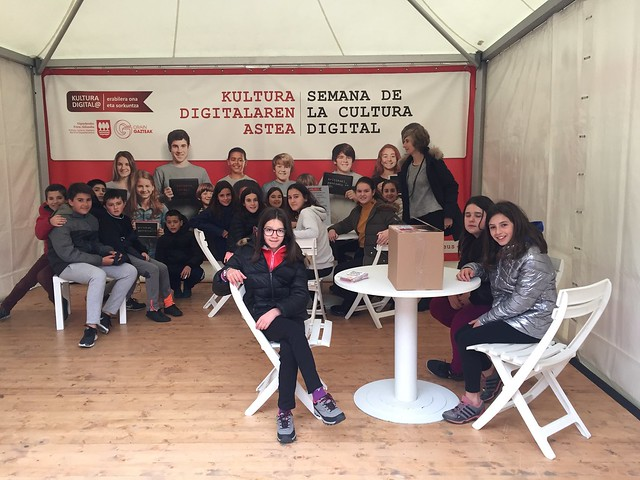 Kultura Digitalaren Astea 2019: Azpeitia