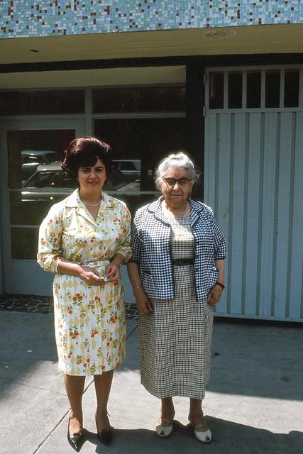Grinberg Relatives, 1965, Mexico City