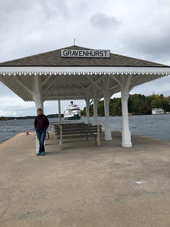 Gravenhurst - Linda at the pier | by Pierre Yeremian