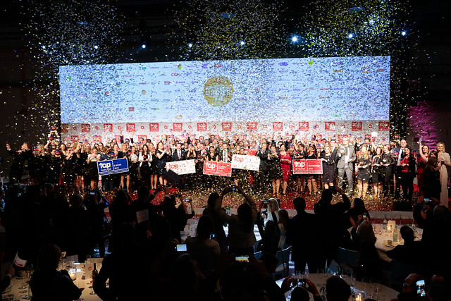 Top Employers Germany, Austria & Switzerland Certification Dinner 2019