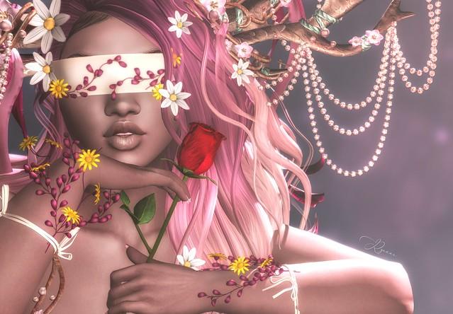 •{Soul of a Flower . . .