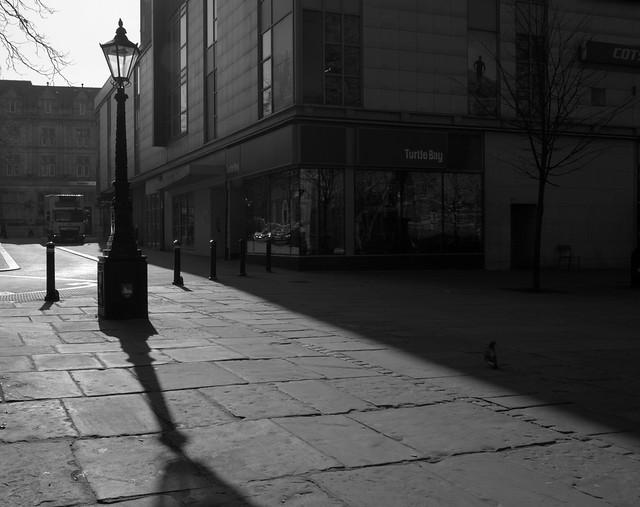 Shadows in Preston
