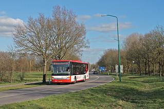 Syntus 1032 - Leusden, Heiligenbergerweg   by Daniël Bleumink