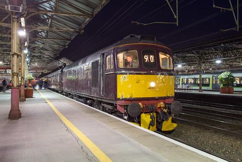 WCRC 33029 Crewe | by daveymills37886