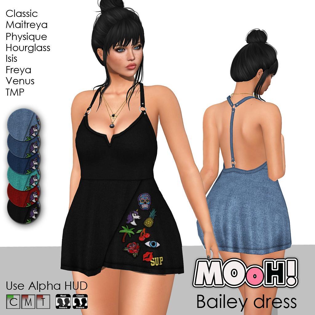 Bailey dress - TeleportHub.com Live!