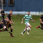 Ross Still's diving header puts Huntly ahead
