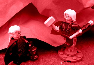 Thor: The Dark World (2013) | by Jacob Mohler