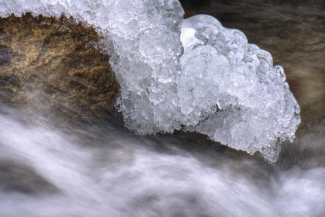 ice ...