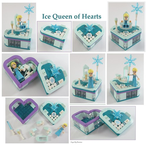 Ice Queen of Hearts