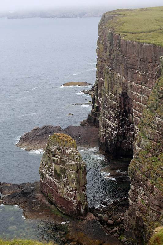 Great Stack, Handa Island