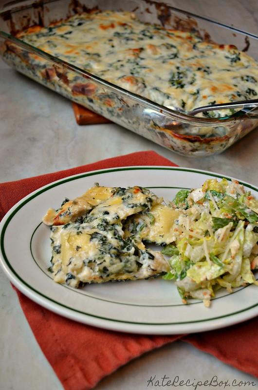 Spinach Artichoke Ravioli 3