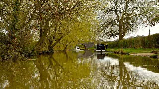 ASHBY CANAL REFLECTIONS