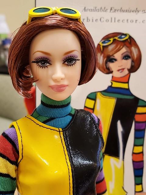 Mod Redux Barbie, from 2004