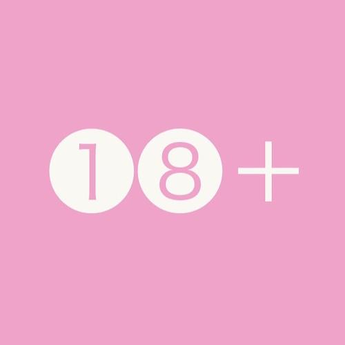 Adult 18 logo