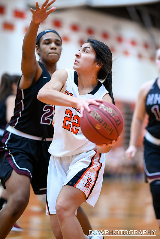 Shelton vs. North Haven - High School Girls Basketball