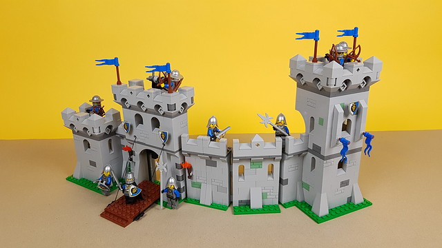 Modular Castle MOC
