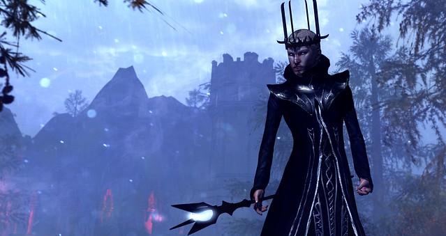 The Necromancer - Enchantment contest entry