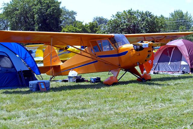 N27325   (NC27325) Aeronca 60-TF [F-1380T] Oshkosh-Wittman Regional~N 28/07/2008