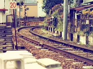 Kitano Line, Keifuku Electric Railroad, Kyoto