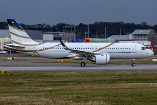 D-AUAN // Air Luther // A320-251N // MSN 8638 // 9H-AVK | by Martin Fester - Aviation Photography