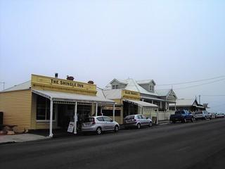 Stanley in Northern Tasmania.