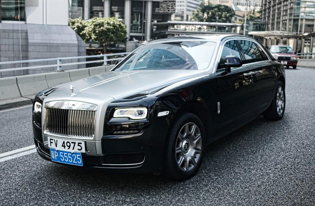 Rolls Royce - FV 4975 | Rolls Royce cars in Hong Kong Hong K… | Flickr