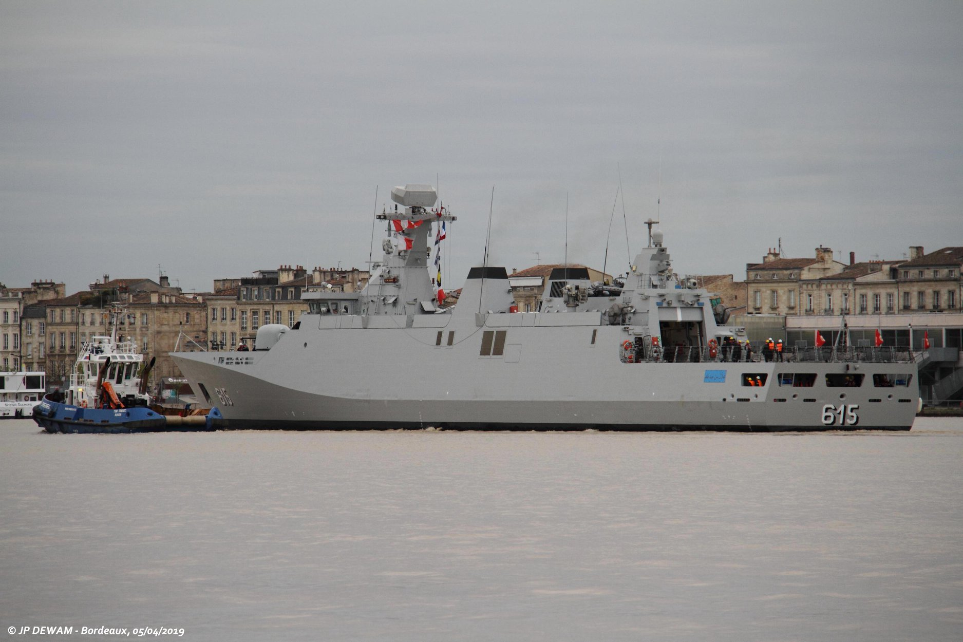 Royal Moroccan Navy Sigma class frigates / Frégates marocaines multimissions Sigma - Page 25 46635903645_bcac3efd41_o