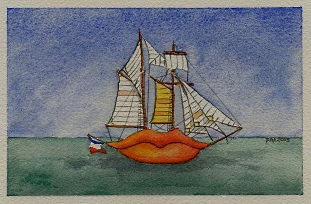 Sailing word 5