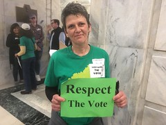 Voting Rights Rally Day