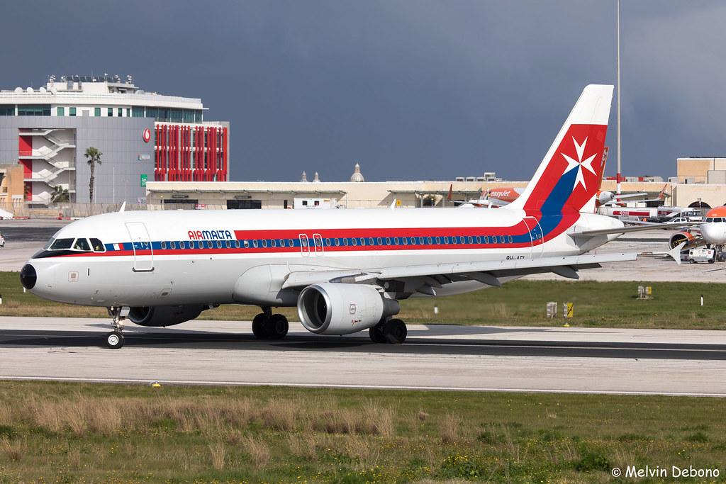 Air Malta Airbus A320-214 | 9H-AEI | LMML