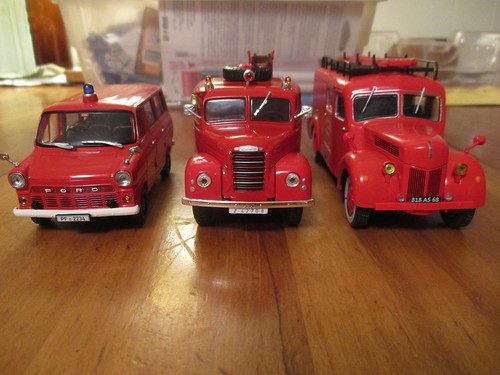My Ford Fire Truck Collection | by IFHP97