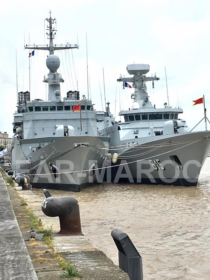 Royal Moroccan Navy Floréal Frigates / Frégates Floréal Marocaines - Page 14 46843368774_04ac84b0a0_b