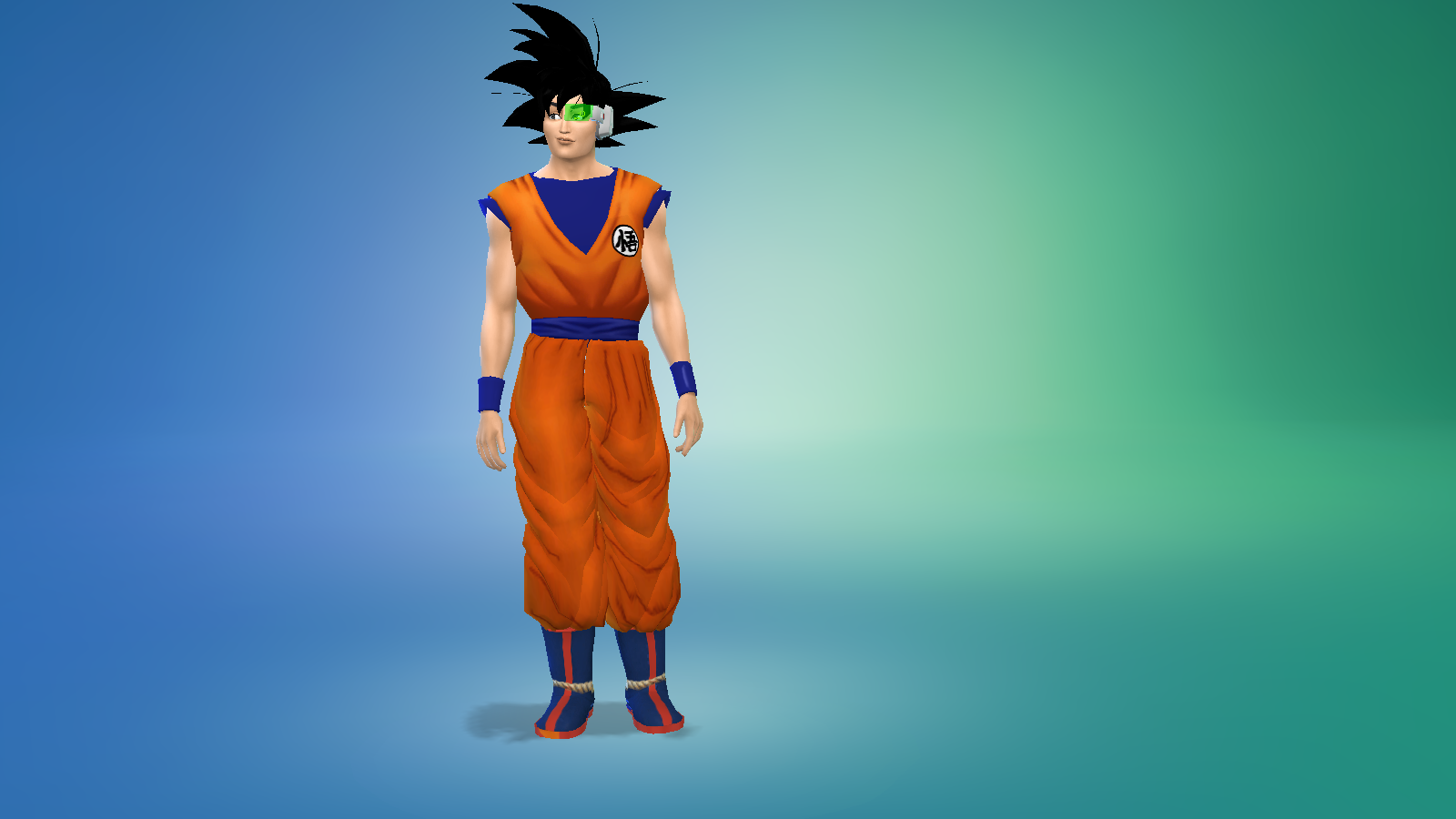 Sims 4 - Dragonball — The Sims Forums