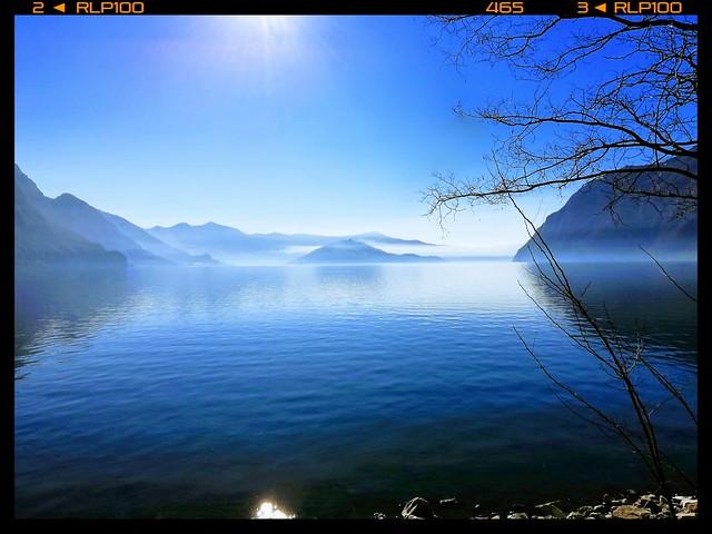 Lago d'Iseo magico