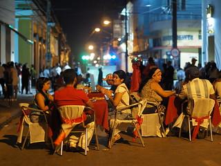 Cuba Bayamo Saturday Night © Kuba Große Antillen Samstagnacht ©