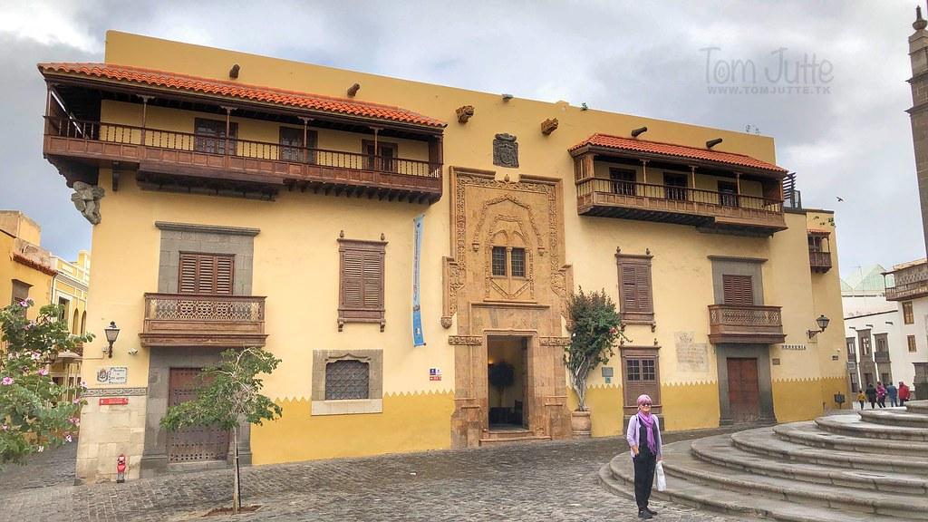 Casa de Colón, Columbus House, Las Palmas, Gran Canaria, S… | Flickr