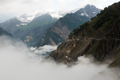 Zozila pass | by Trekpedition.Com