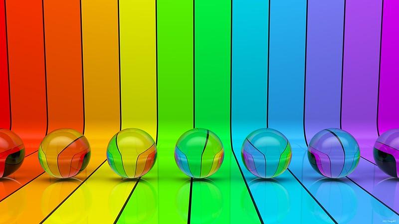 Обои линии, стекло, шары картинки на рабочий стол, фото скачать бесплатно