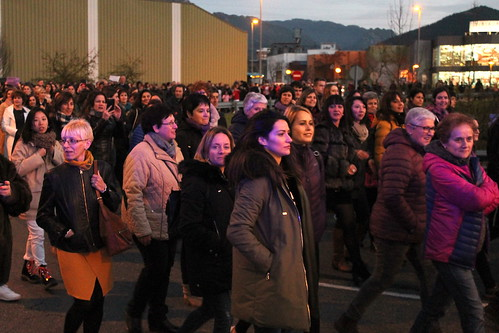 Martxoaren 8ko manifestazioa