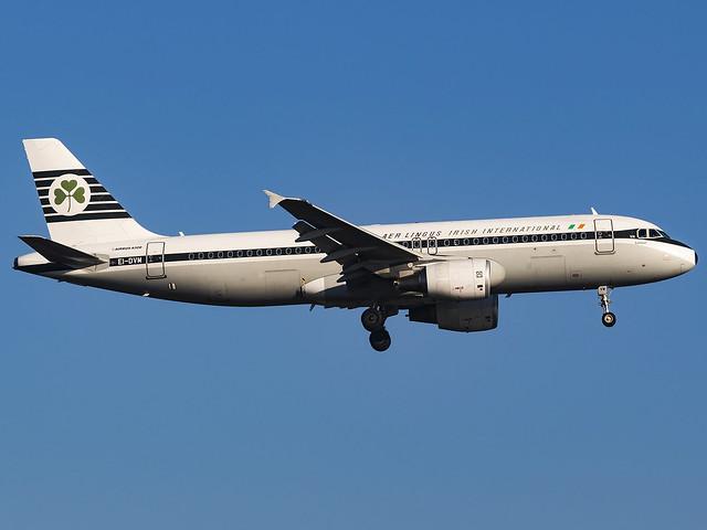Aer Lingus | Airbus A320-214 | EI-DVM