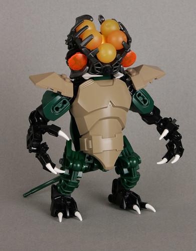 Space Beast Gaburo   by _CZQ_