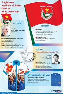 Y nghia cua huy hieu doan | by Tư vấn pháp luật trực tuyến