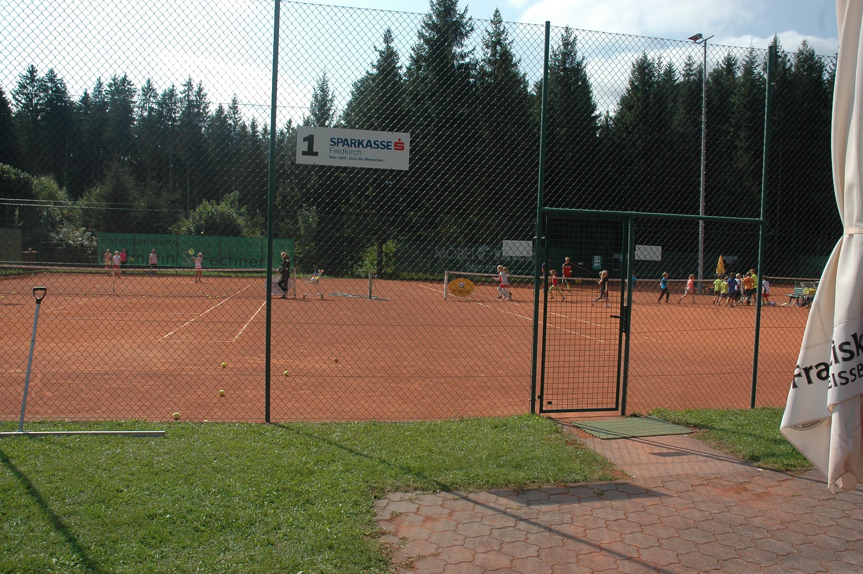 Tennis-Camp 2017