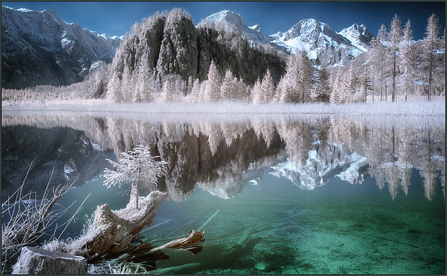Almsee / infrared