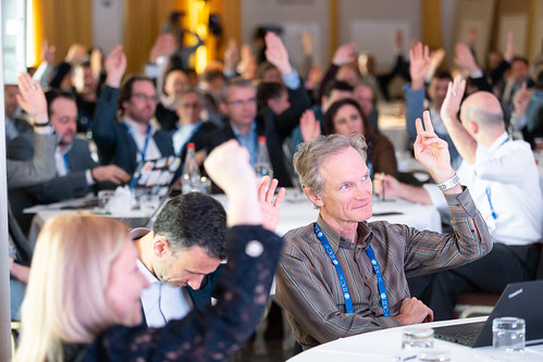 Voting when will the future arrive | by futurenavigator