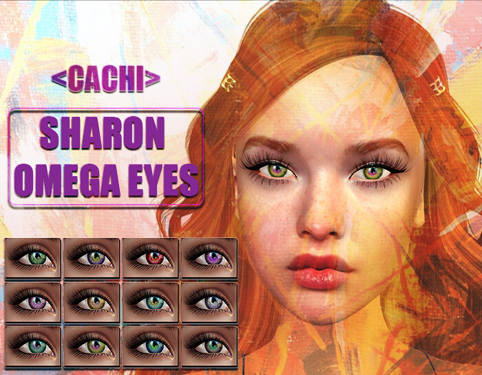 <cachi> Sharon OMEGA Eyes