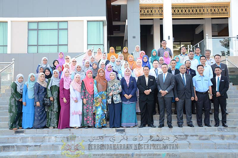 Lawatan Pejabat Kewangan & Perbendaharaan Negeri Pahang