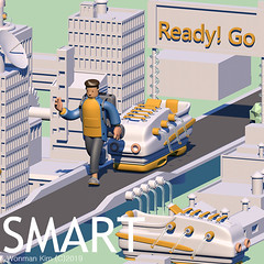 Smart runner by wonman Kim