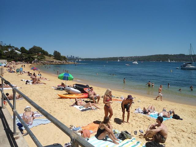 Camp Cove beach, Sydney, Australia – http://www.fotosviajeras.com